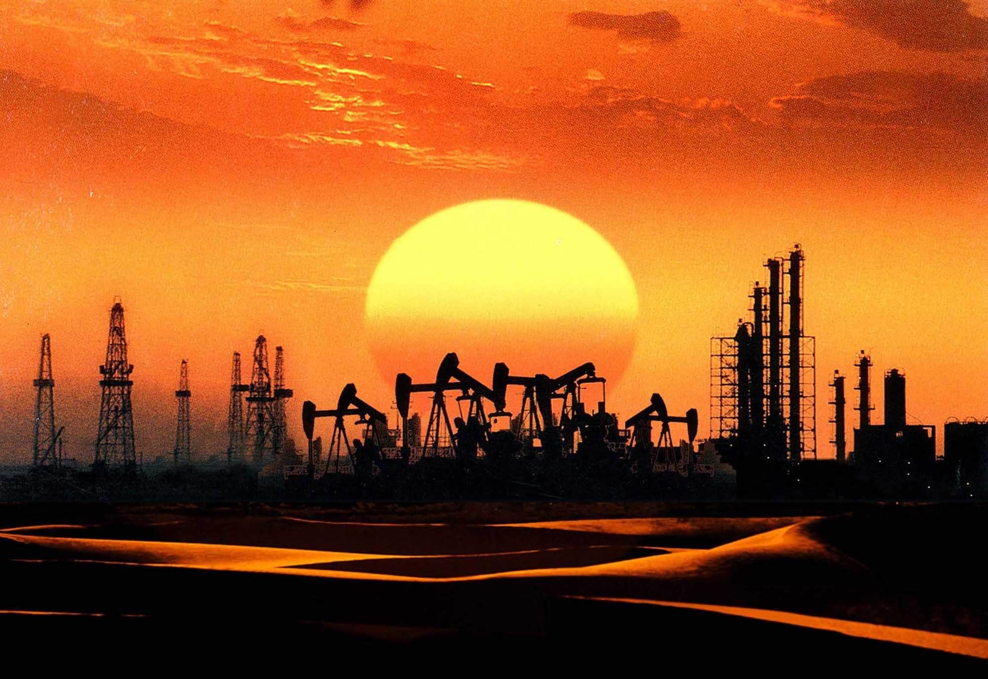 EUA se tornam maior produtor mundial de petróleo