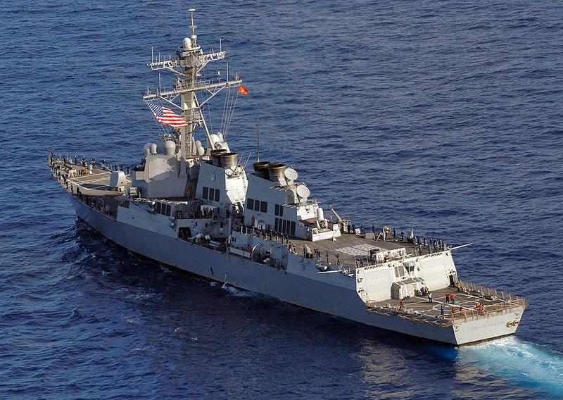 ARLEIGH BURKE USS_Oscar_Austin_DDG_79