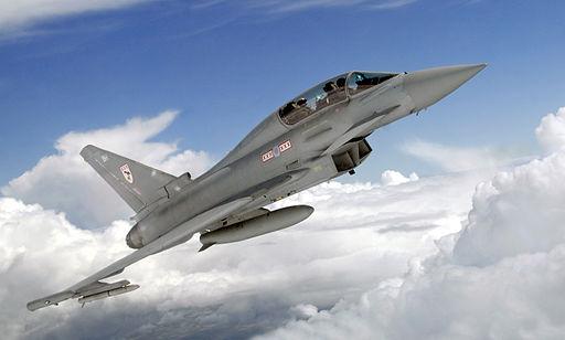 Kuwait em negociações para comprar até 28 Eurofighters