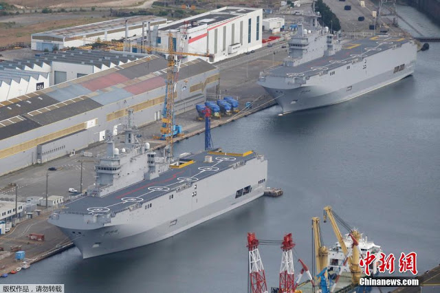 Russia's Mistral Deal Was Sunk From the Start 1