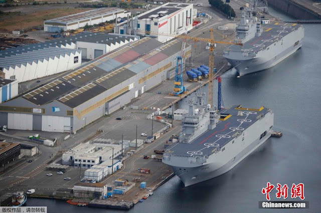 Russia's Mistral Deal Was Sunk From the Start 2