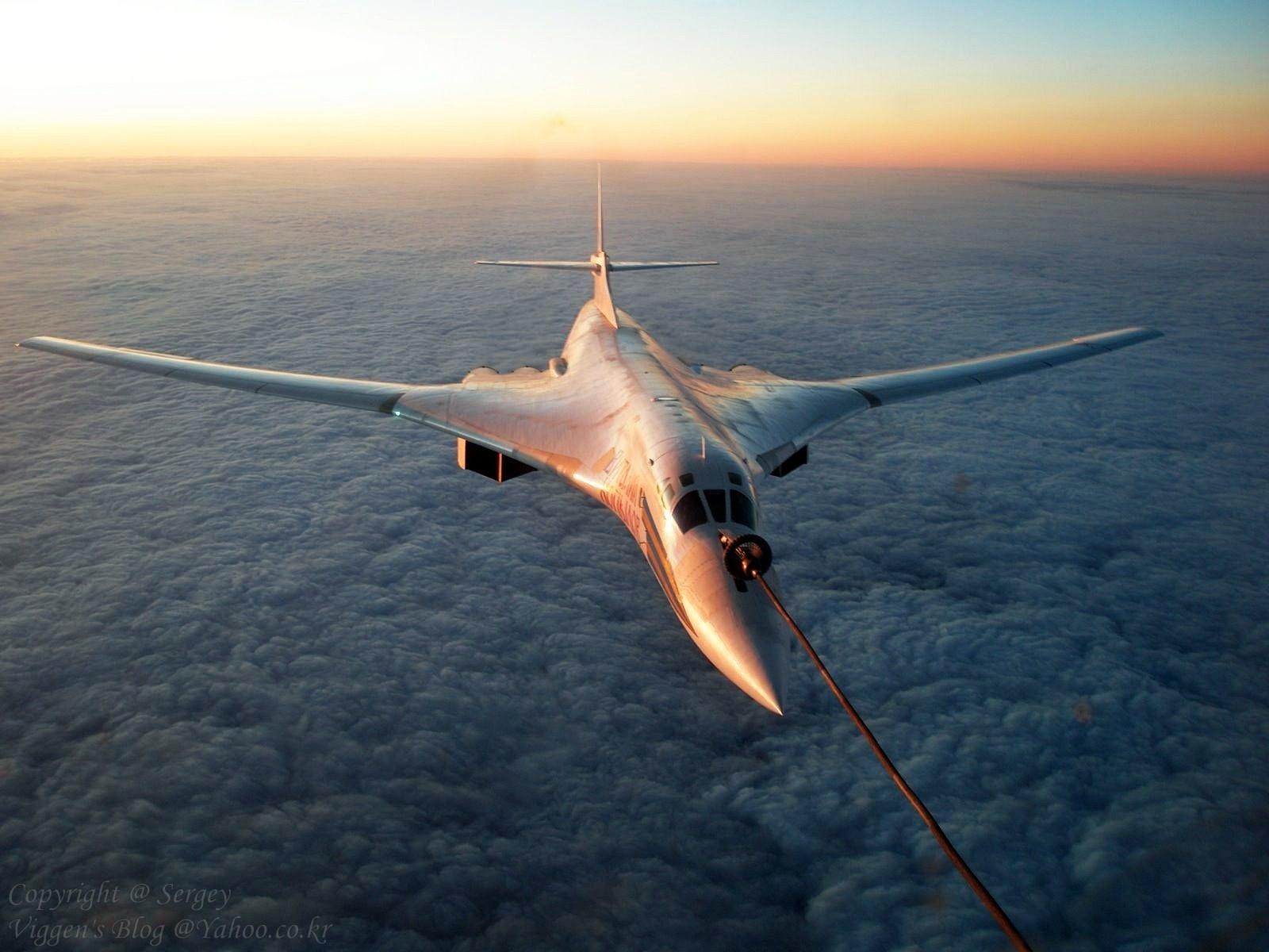 Força Aérea russa receberá 50 novos bombardeiros estratégicos Tu-160