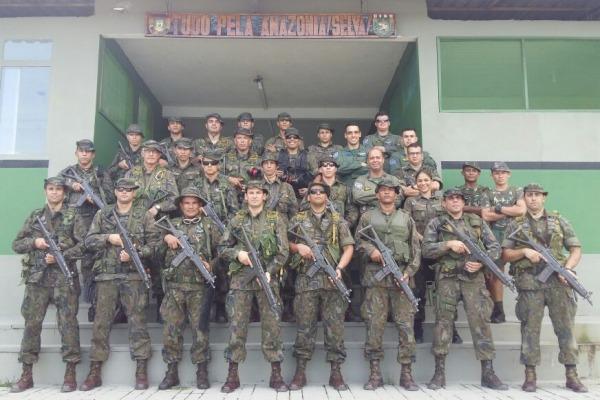PARA-SAR aperfeiçoa técnicas em operação na região norte do País