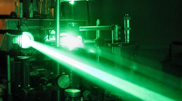 EUA liberam testes do temido raio laser da morte
