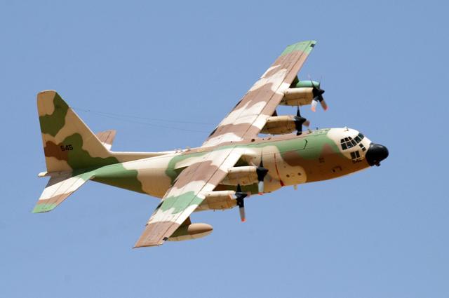 Força Aérea Peruana avalia Oferta  Israelense de quatro C-130H Karnaf.
