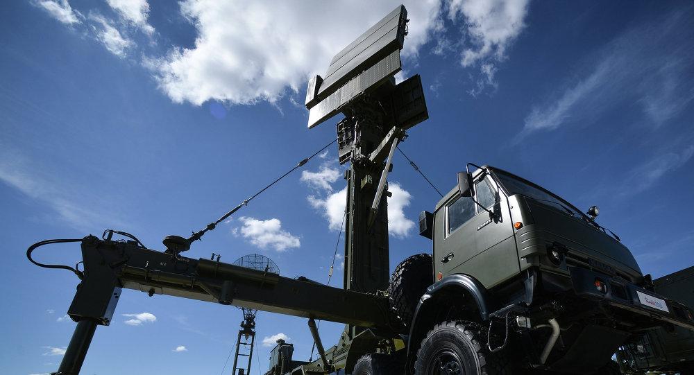 Tropas russas recebem novos sistemas de radares