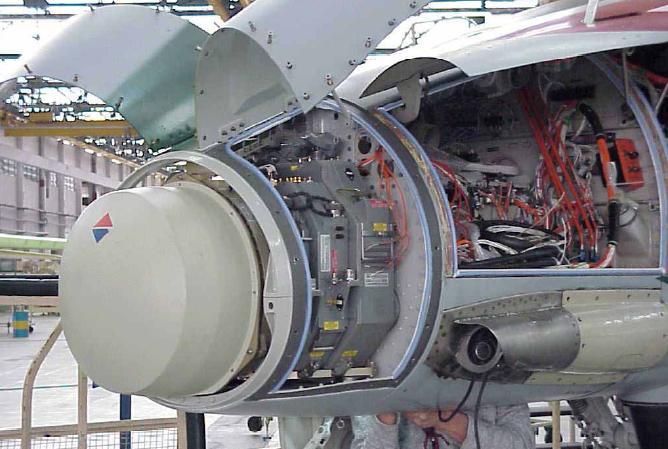 Crise! FAB confirma adicional de quase R$ 1 milhão para a Mectron, mas por conta do radar do AMX…