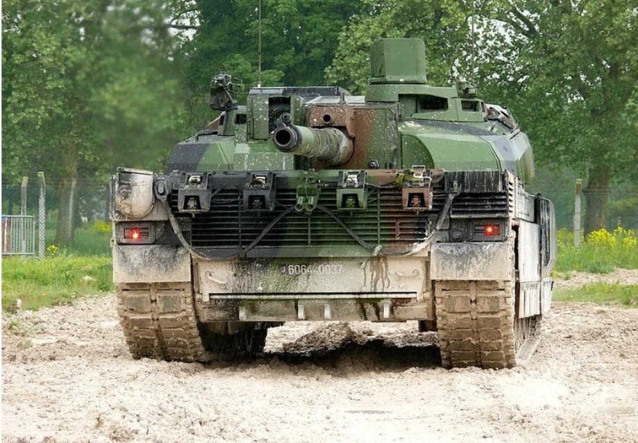 leclerc-french-tank