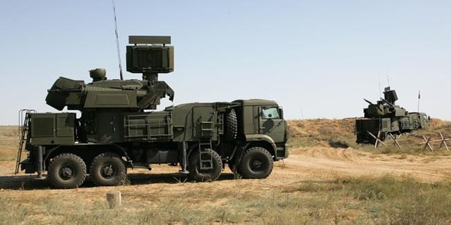 Compra de mísseis russos para a defesa antiáerea fica para 2016