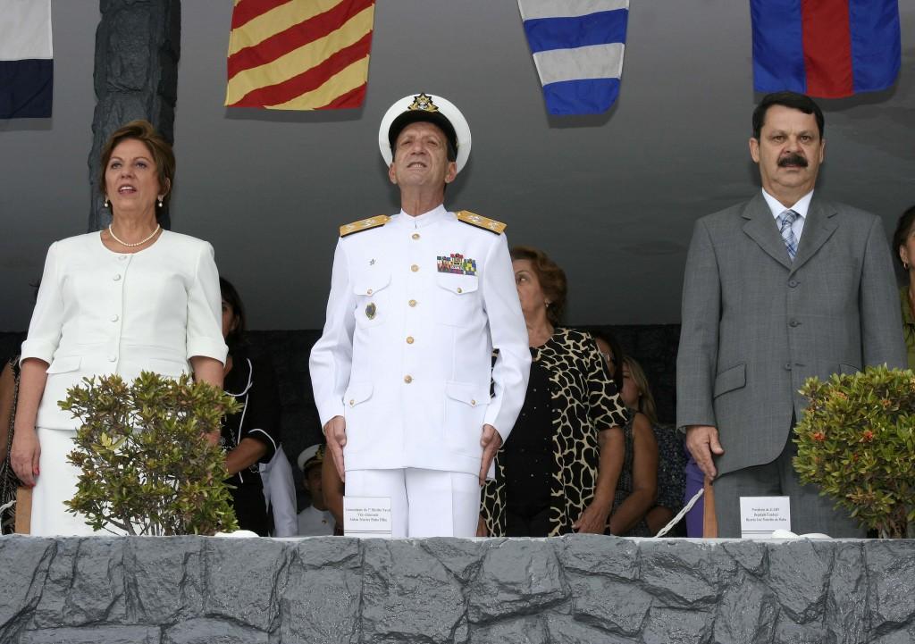 EXCLUSIVO: atual Secretário-Geral da Marinha, almirante Airton Pinho será o novo CEMA