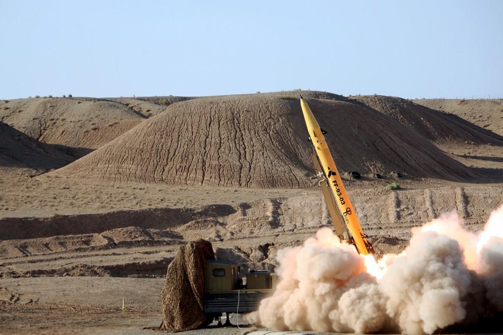 Irã já testa o míssil 'Conquistador', capaz de atingir alvos terrestres a 500 km de distância