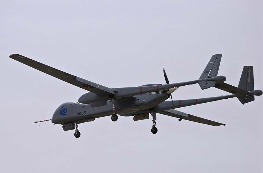 Israel comemora os 40 anos do voo dos UAV