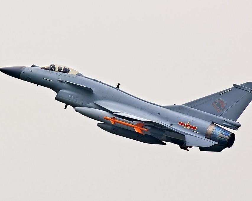 AL31FN-S3 pode se tornar o motor base dos caças J-10B do Paquistão