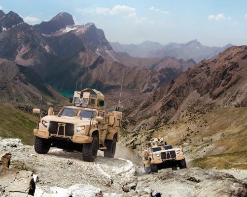 Oshkosh Corporation vence contrato de US$ 6,7 bilhões do US-Army e USMC