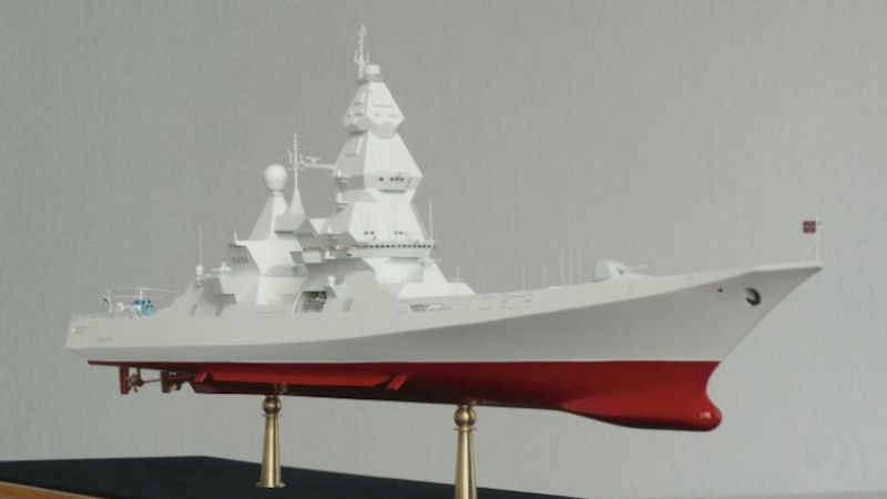 """O plano russo para construção de """"Cruzadores"""" Nucleares"""
