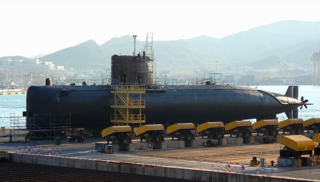 Marinha espanhola pede à DCNS que a ajude a prolongar, por cinco anos, a 'vida útil' dos seus submarinos S-70