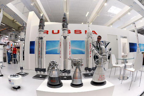 Brasil e Rússia negociam complexo de lançamentos para Angará