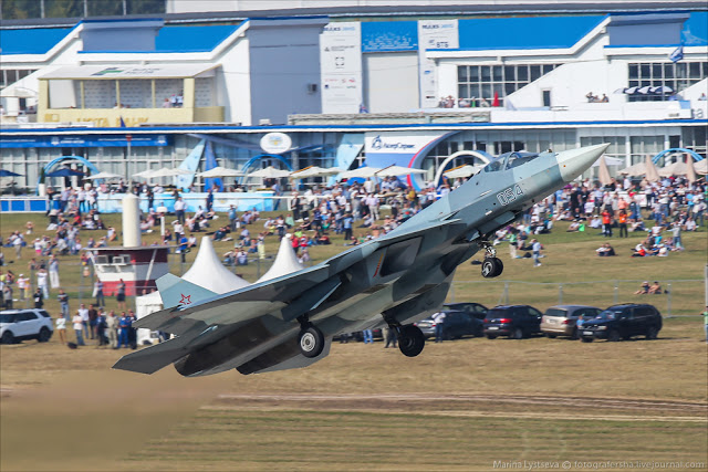 Russian MAKS 2015 Air Show in video and photos 1