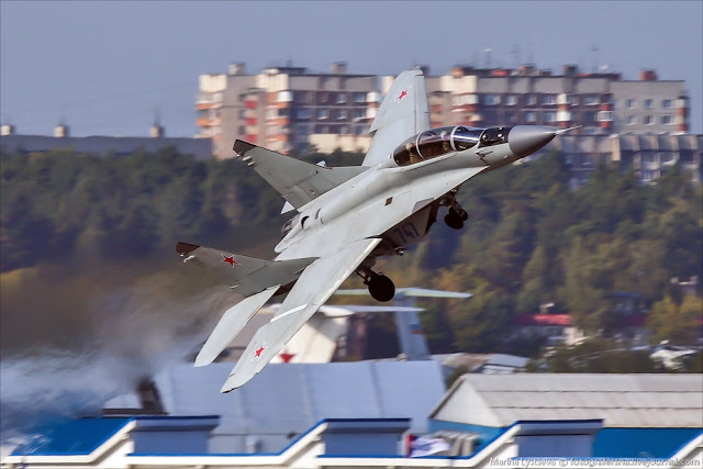 Russian MAKS 2015 Air Show in video and photos 22