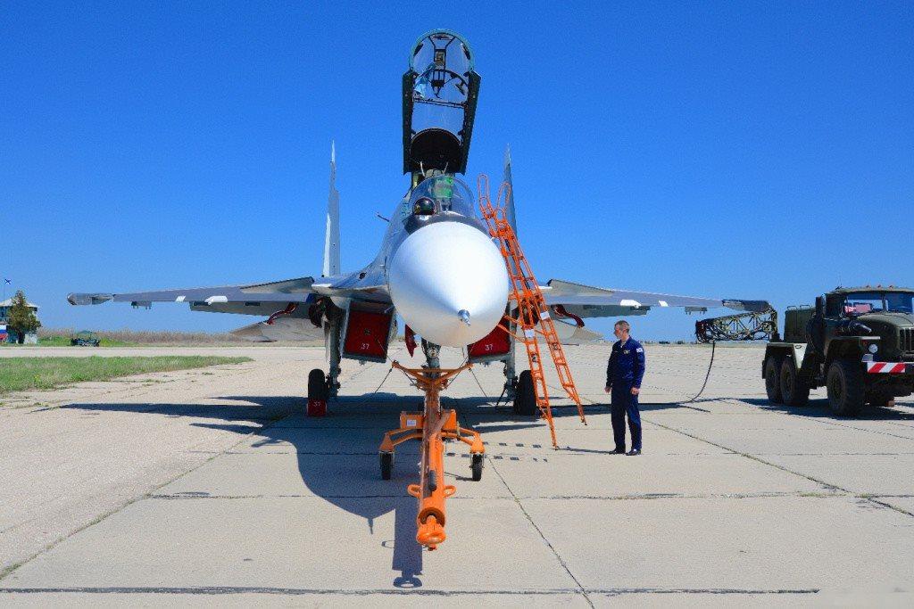 Aviação Naval Russa receberá mais de 50 caças SU-30SM até 2020