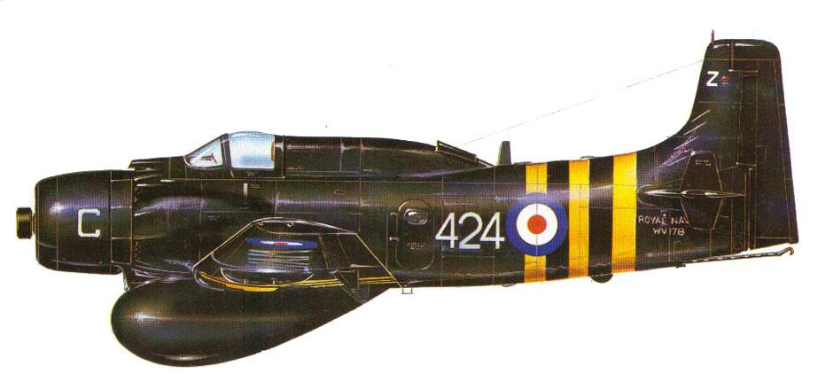 Skyraider-AEW-Mk1-AD-4W-Suez-1956