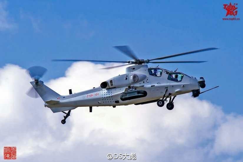 Após incidente CAIC promove melhorias no WZ-10