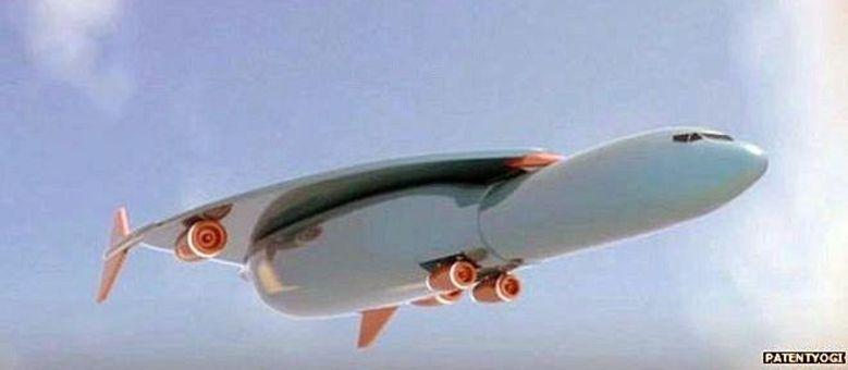 Airbus registra patente de avião de passageiros quatro vezes mais rápido que o som