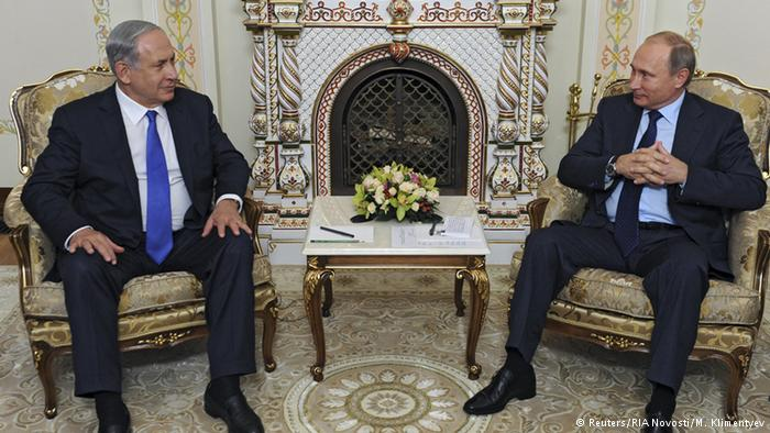 Israel, Rússia e o novo Oriente Médio