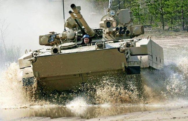 Sauditas e Iraquianos interessados em adquirir 1450 BMP-3