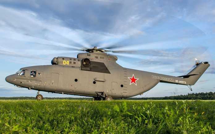 Tianjin 2015: Rússia e China juntas em 2016 para o desenvolvimento de um Helicóptero pesado