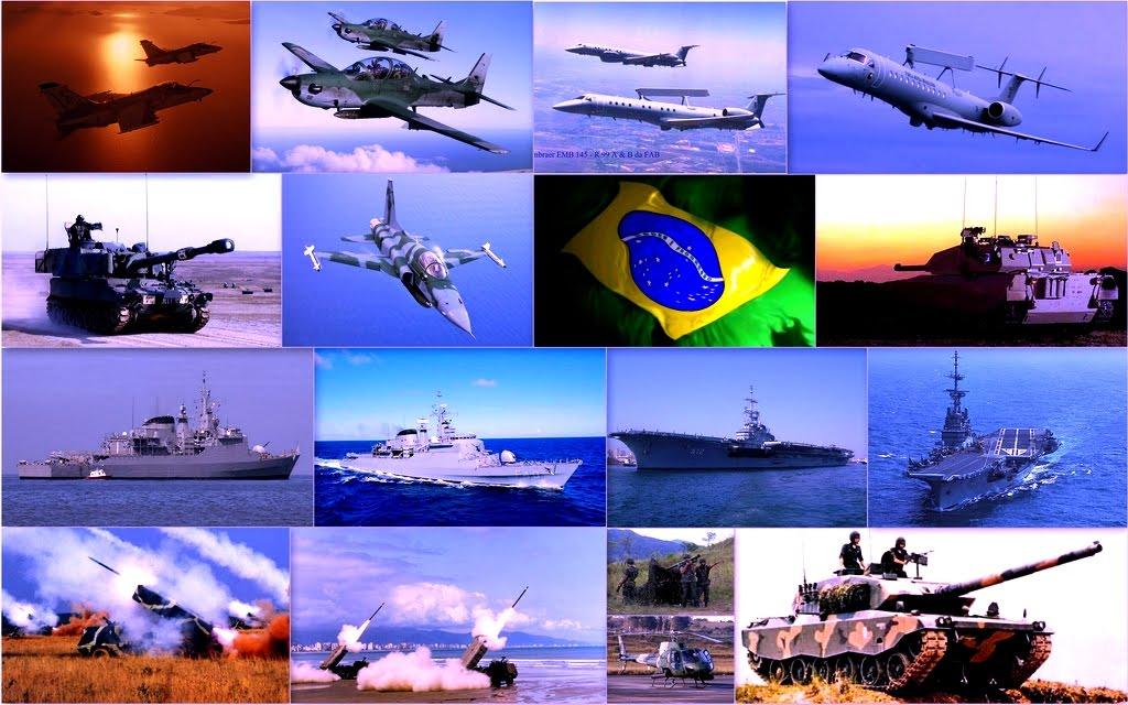 """Plano Brasil/Análise: """"Classificação de países de acordo com as suas capacidades militares, ano 2015"""""""