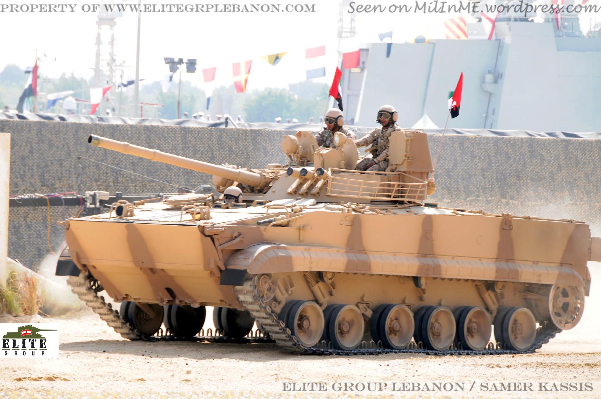 Marrocos e Birmânia encomendam Blindados BMP-3M