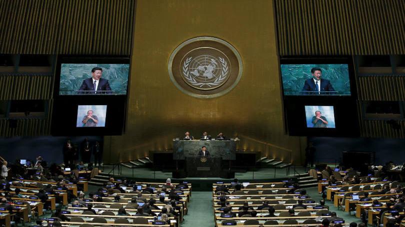 Brasil pede assento no conselho de Segurança da ONU