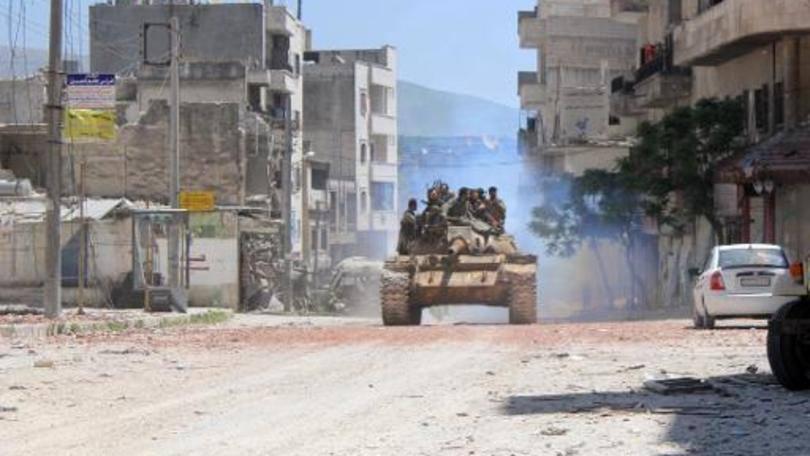 EUA acreditam que Rússia atacará rebeldes na Síria