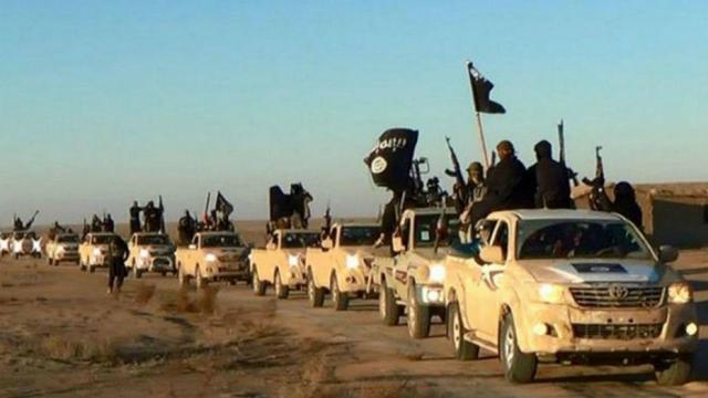 EUA investigam Toyota por veículos utilizados pelo Estado Islâmico