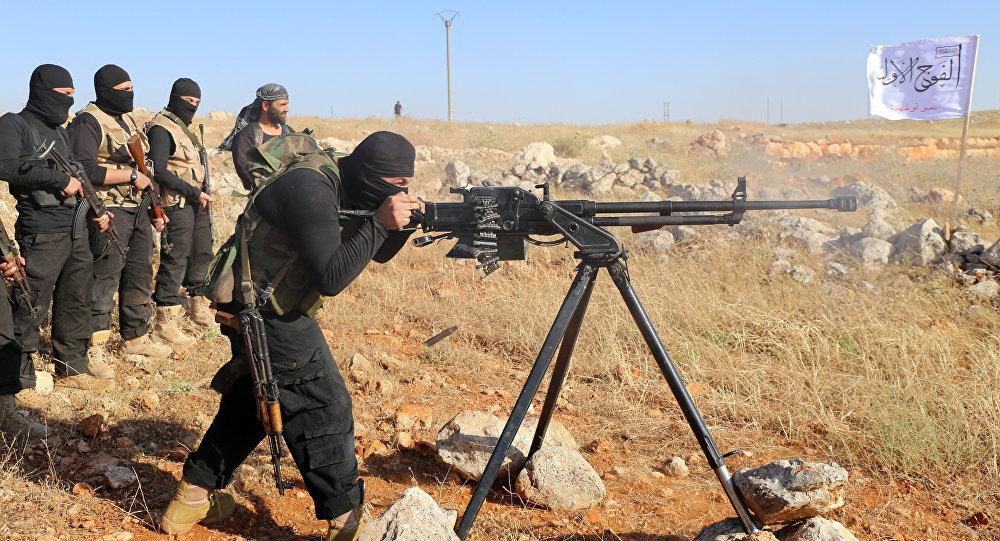 Arábia Saudita se opõe aos russos na Síria