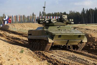BMP# não tripulado