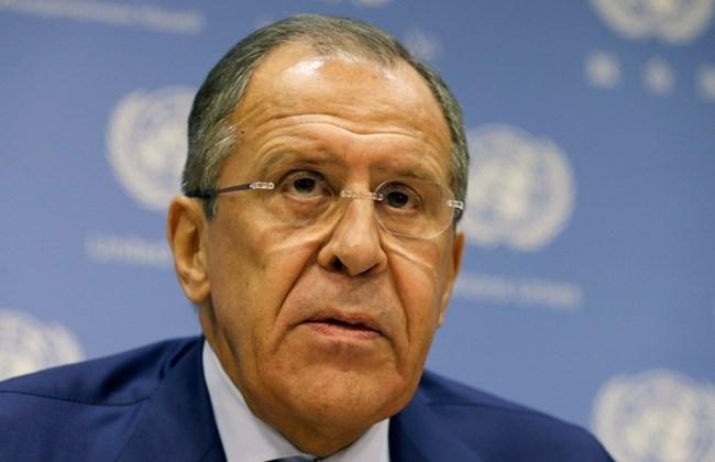 Lavrov disse que a Rússia não considera o Exército Sírio Livre como um grupo terrorista