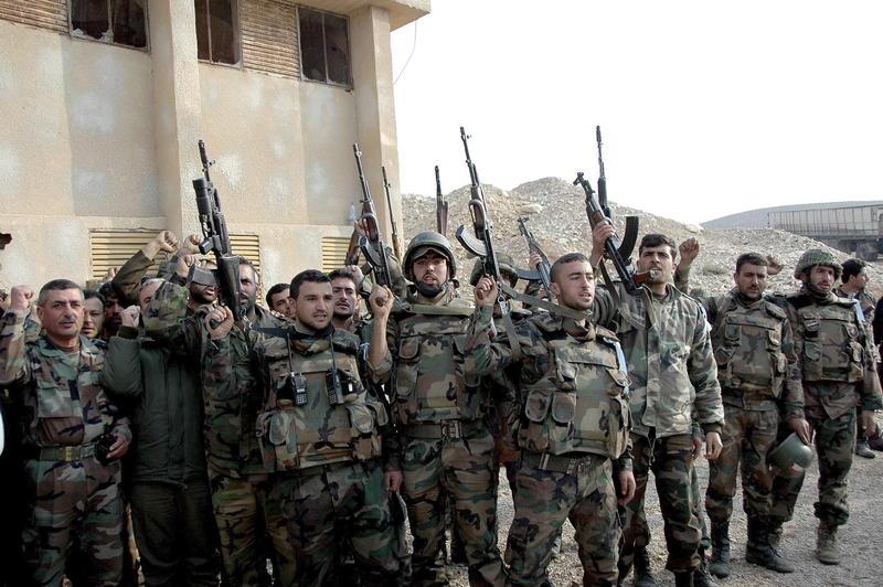 Exército sírio liberta zonas no norte da cidade de Hama