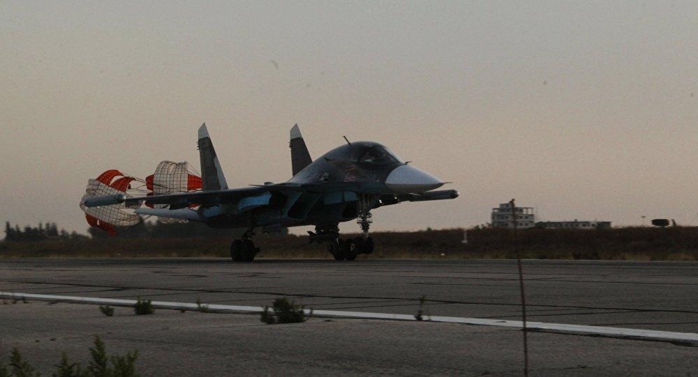 Rússia bombardeia cidade de Raqqa, reduto do Estado Islâmico na Síria