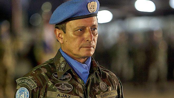 Brasil deixará Haiti em 2016: 'Serei o último a partir', diz general