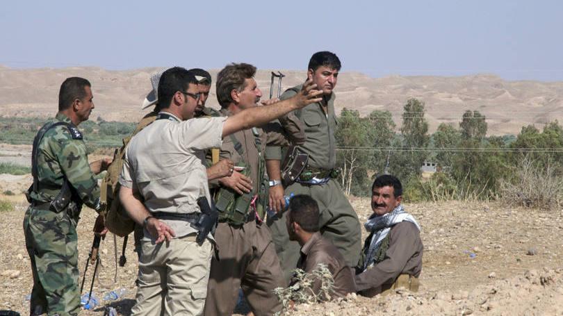 Chefe do Estado-Maior dos EUA conclui visita ao Iraque