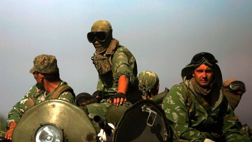 TPI pede investigação sobre guerra entre Geórgia e Rússia