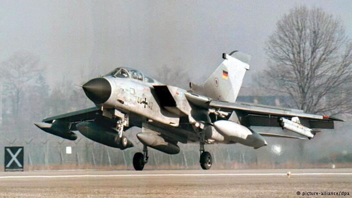 Bundeswehr planeja enviar 1.200 soldados à Síria
