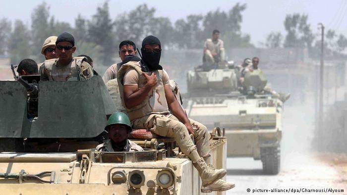 Moradores do Sinai estão acuados entre jihadistas e militares