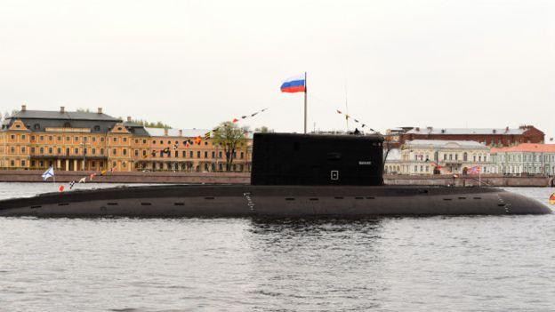 Alguns países desenvolveram a capacidade de intervir em cabos submarinos de comunicação