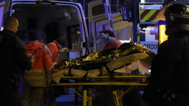 Brasileiro leva 3 tiros em ataque em Paris; há outro ferido