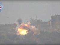 Vídeo: Helicóptero Russo é destruído por Míssil Tow em solo após pousar em resgate de tripulação de Su-24