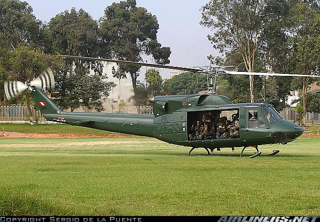 Rapidinhas do Peru: Força Aérea Peruana prepara RFI para a aquisição de Helicópteros médios