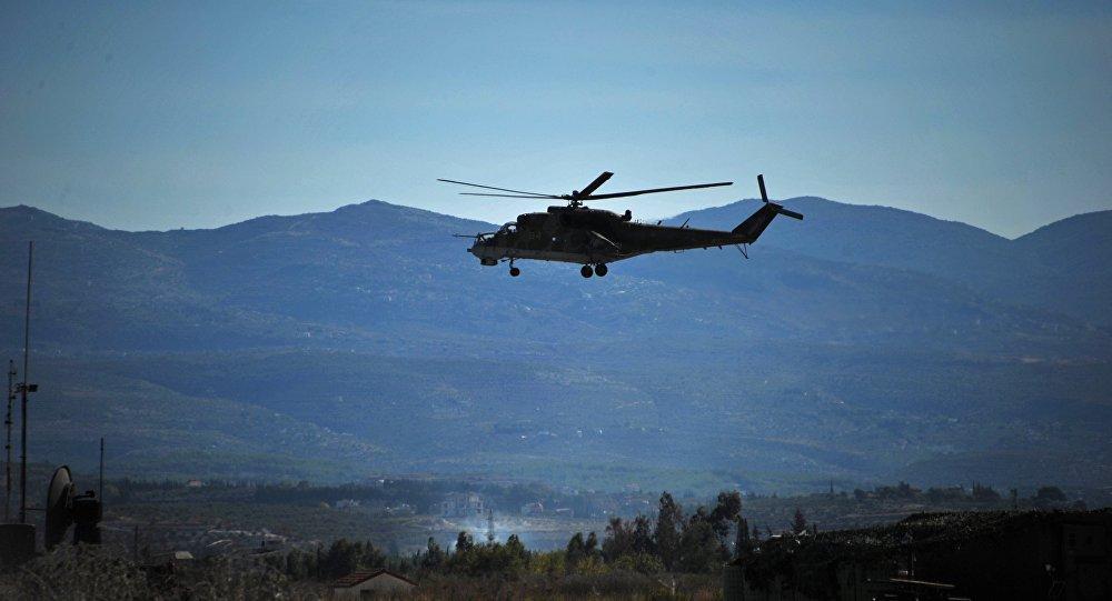 Soldado russo morre em operação para resgatar piloto do Su-24 derrubado pela Turquia